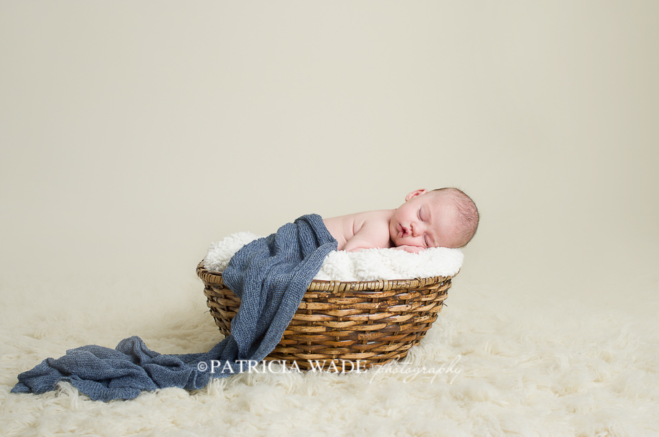 newborn basket