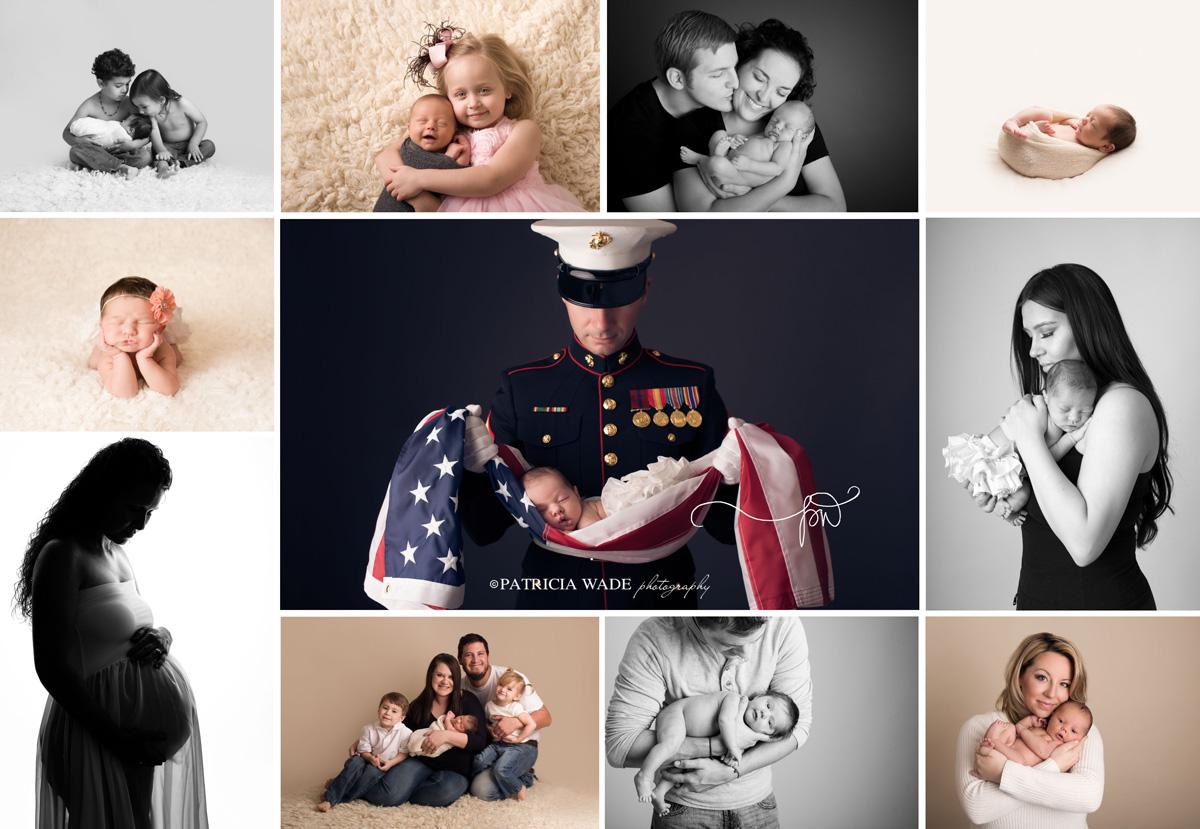 maternity-and-newborn-collage
